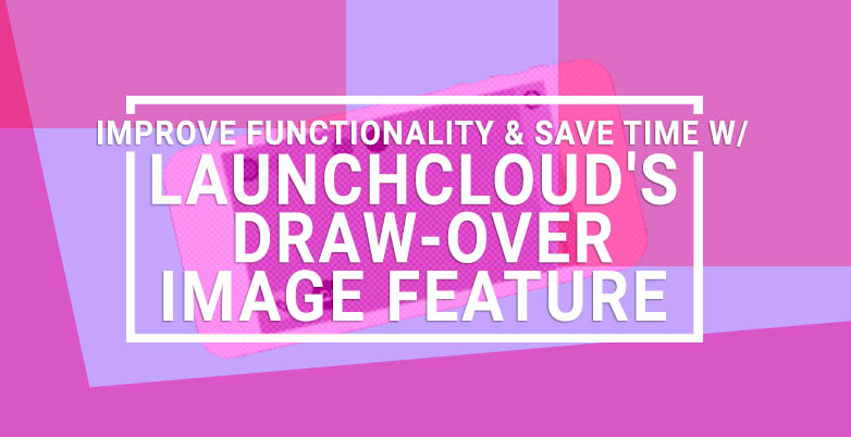 Use Array Draw over Image feature to save time and improve functionality