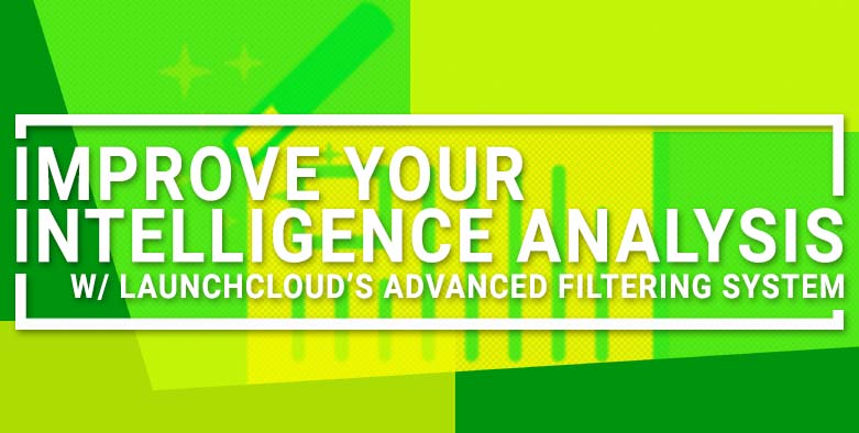 Improve your intelligence analysis with Array's advanced filtering system