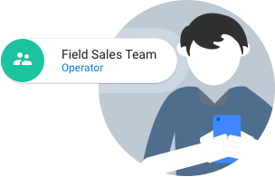 Field Sales Team