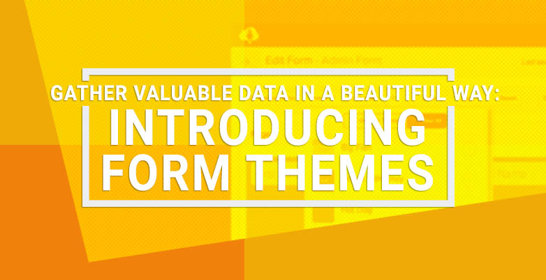 Gather valuable data on creative forms