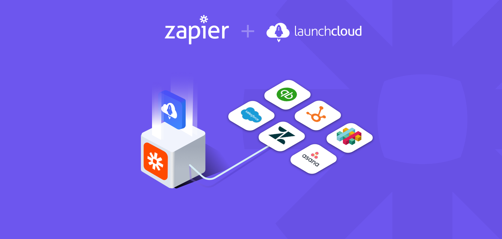Zapier - Integrate With More